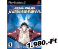 Star Wars Jedi Starfighter PlayStation 2 Játék