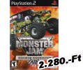Monster Jam Maximum Destructior PlayStation 2 Játék