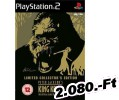 King Kong Peter Jacksons Limited Collectors Edition Fémdobozos PlayStation 2 Játék