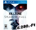 Killzone Shadow Fall PlayStation 4 Játék