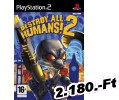 Destroy All Humans! 2 PlayStation 2 Játék