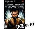 X-Men Origins Wolverine PlayStation 2 Játék