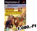 Safari Adventures Africa PlayStation 2 Játék