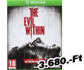 The Evil Within Xbox One Játék