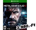 Metal Gear Solid 5 Ground Zeroes Xbox One Játék
