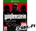 Wolfenstein The New Order Xbox One Játék