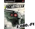 Need For Speed ProStreet PlayStation 2 Játék