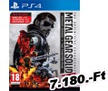 Metal Gear Solid V The Definitive Experience (Phantom Pain + Ground Zeros) PlayStation 4 Játék