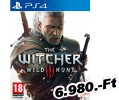 The Witcher 3 Wild Hunt PlayStation 4 Játék