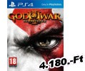 God of War 3 Remastered PlayStation 4 Játék