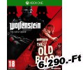 Wolfenstein The Two-Pack (The New Order + The Old Blood) Xbox One Játék