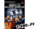 Fantastic Four Rise of the Silver Surfer PlayStation 2 Játék