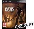 The Walking Dead Game of the Year Edition PlayStation3 Játék