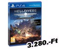 Helldivers Super-Earth Ultimate Edition PlayStation 4 Játék