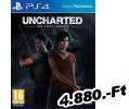 Uncharted The Lost Legacy PlayStation 4 Játék