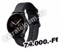 Samsung SM-R830 Galaxy Watch Active 2 40mm Fekete