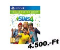 The Sims 4 Deluxe Party Edition PlayStation 4 Játék