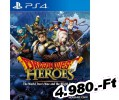 Dragon Quest Heroes The World Trees Woe And The Blight Below PlayStation 4 Játék