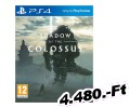 Shadow of the Colossus PlayStation 4 Játék