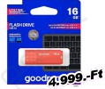 Goodram Pendrive / USB Stick UME3 (3.0) 16GB NARANCS