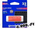 Goodram Pendrive / USB Stick UME3 (3.0) 32GB NARANCS